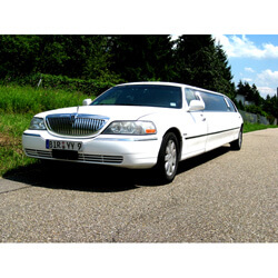 Limo in weiss Mod. 2005