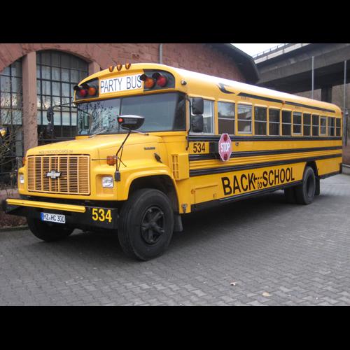 partybus schoolbus schulbus mieten k ln bonn. Black Bedroom Furniture Sets. Home Design Ideas