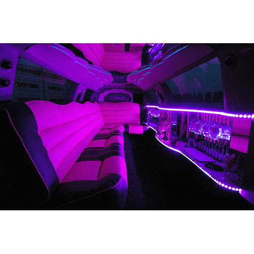 Stretchlimousine f�r Partys und Events