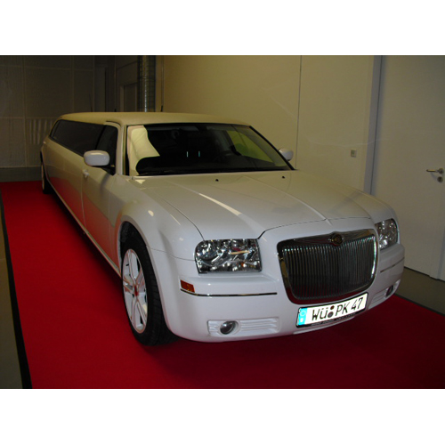 Stretchlimousine Chrysler weiss
