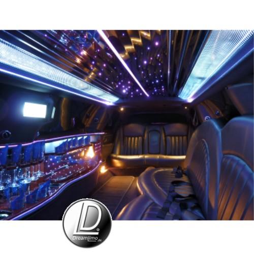 Limousinenservice Munchen Stretchlimousine Lincoln Town Car Schwarz