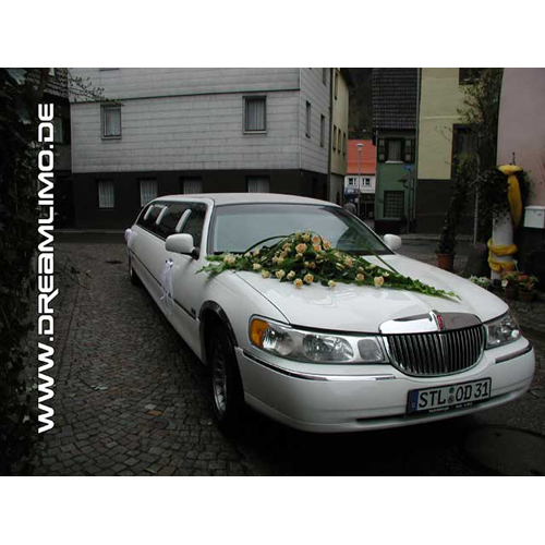 Lincoln Stretchlimousine Modell 2000