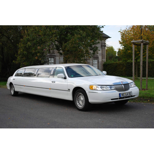 Superstretchlimousine Lincoln Town Car