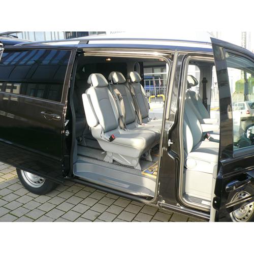 minivan viano mieten in stuttgart 8 sitzer. Black Bedroom Furniture Sets. Home Design Ideas