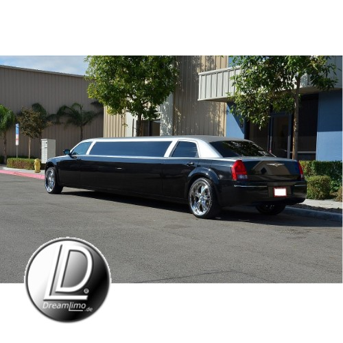 chrysler 300c stretchlimousine mieten in oberhausen. Black Bedroom Furniture Sets. Home Design Ideas